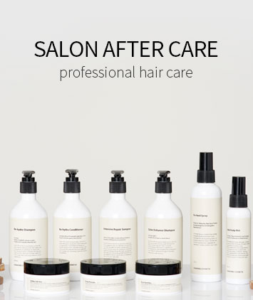 SALON AFTER professional hair care